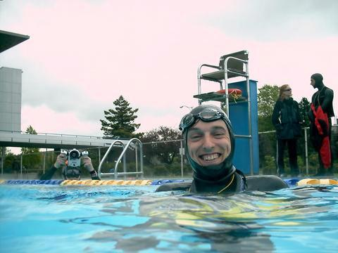 Freedive canada may 2004 western regional competition photos - Dive recorder results ...