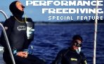 Performance Freediving Logo